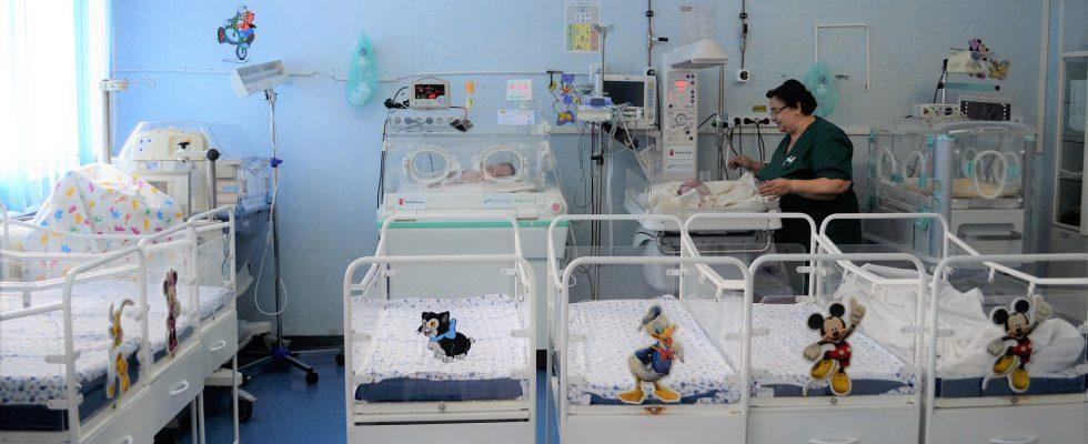 specializarea spitalului de maternitate