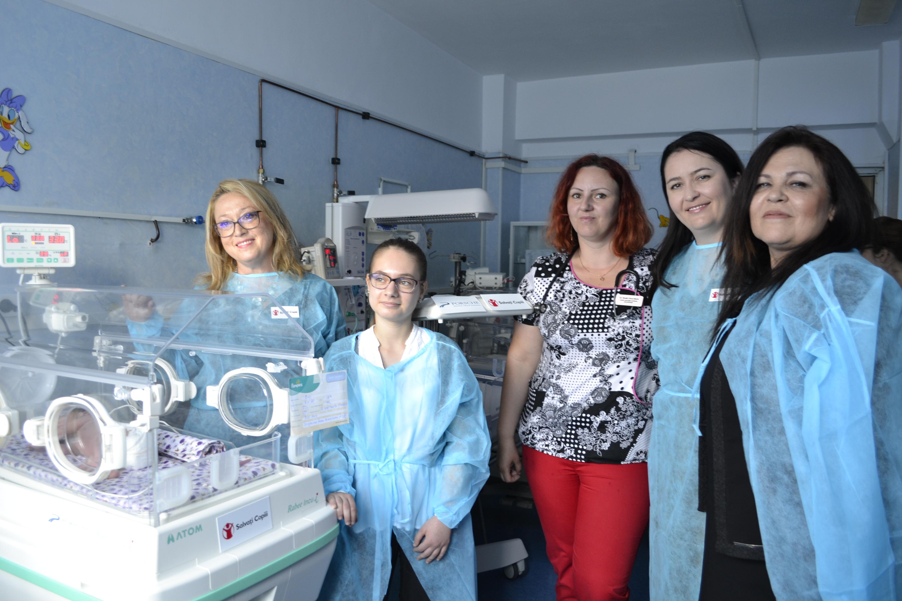specializarea spitalului de maternitate)